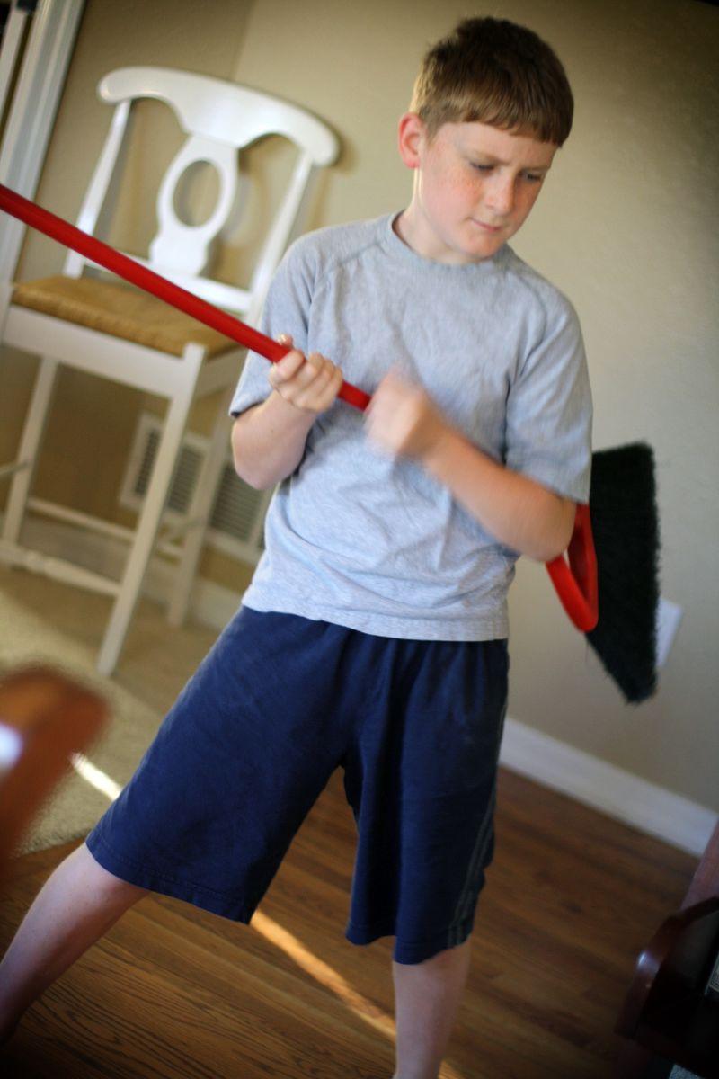 Hw-broom